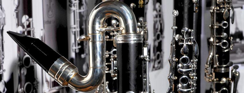 Bassklarinettenbogen. Tolle Klarinettenauswahl mit Profiservice im Musikhaus Beck