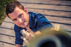 Christoph Moschberger, Trompetenworkshop im Musikhaus Beck
