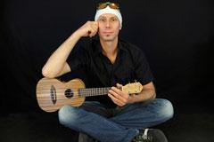 Daniel Schusterbauer, Ukulelenworkshop im Musikhaus Beck