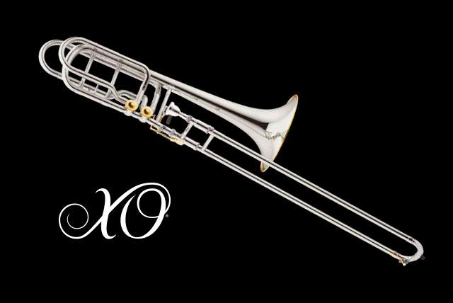 XO Specials Blechblasinstrumente - Sondermodelle, Einzelstücke. XO1240RG