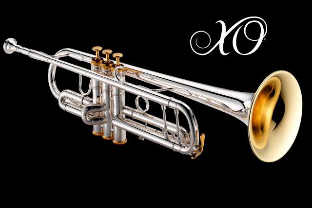 XO Specials Blechblasinstrumente - Sondermodelle, Einzelstücke. XO1602RGS3