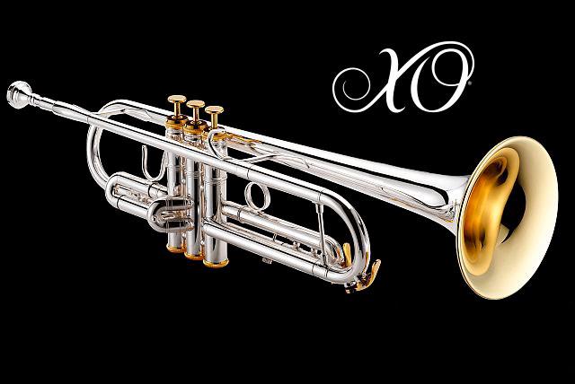 XO Specials Blechblasinstrumente - Sondermodelle, Einzelstücke. XO1604RGR4