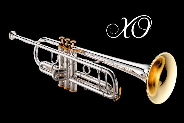 XO Specials Blechblasinstrumente - Sondermodelle, Einzelstücke. XO1606RGS3