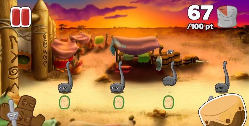 Rhythmic Village, Musik Lernsoftware. Im Musikhaus Beck erhältlich