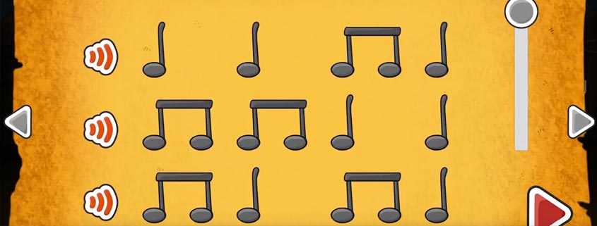 Rhythmic Village Lern App auch für Kinder - Im Musikhaus Beck