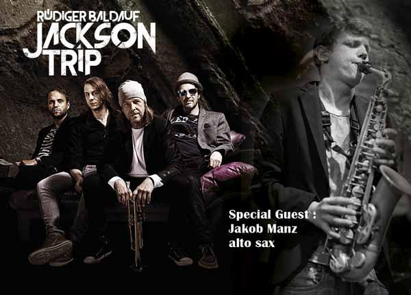 Rüdiger Baldauf Jackson Trip