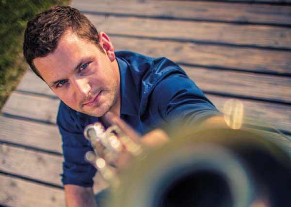 Christoph Moschberger Trompetenworkshop im Musikhaus Beck