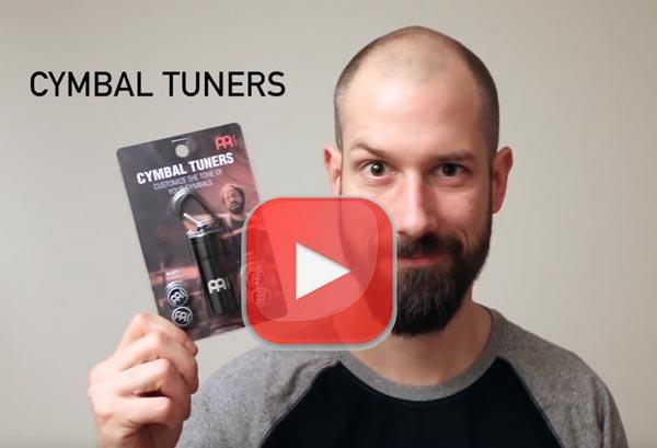 Vodeo über die Meinl Cymbal Tuners