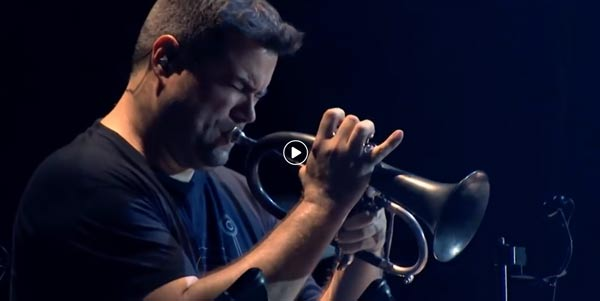 Carlos Martín mit dem Beck C-Flügelhorn Masterpiece
