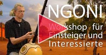Video Ngoni für Einsteiger
