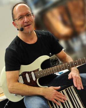 Markus Püngel, Schlagzeuger, Instrumentallehrer, Instrumentallehrer