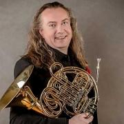 Dariusz Mikulski Hornworkshop im Musikhaus Beck