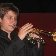 Rubén Simeó 2006 bereits mit einer Fides Symphony B-Trompete