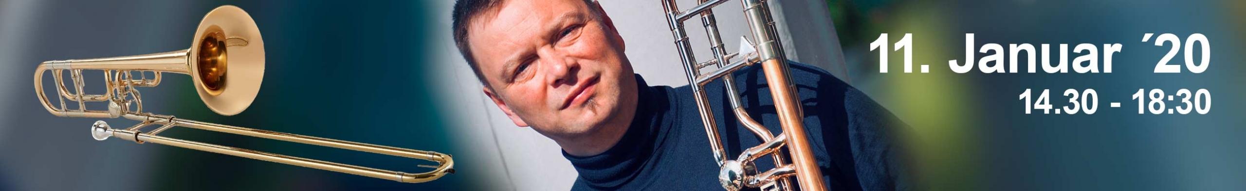 Edgar Manyak Workshop im Musikhaus Beck