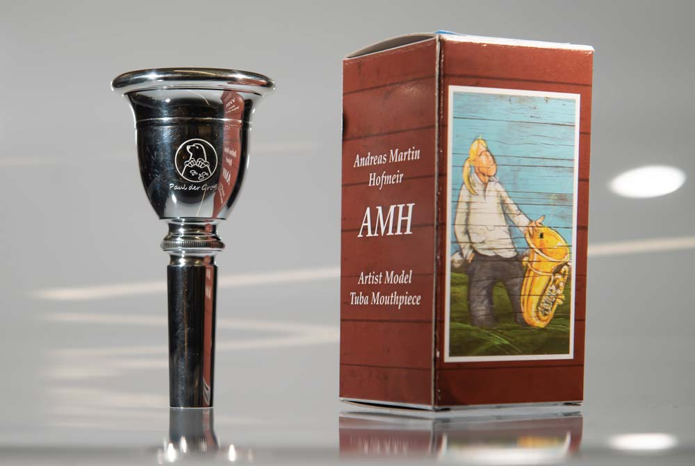 Tubamundstück Andreas Martin Hofmeir Paul der Große