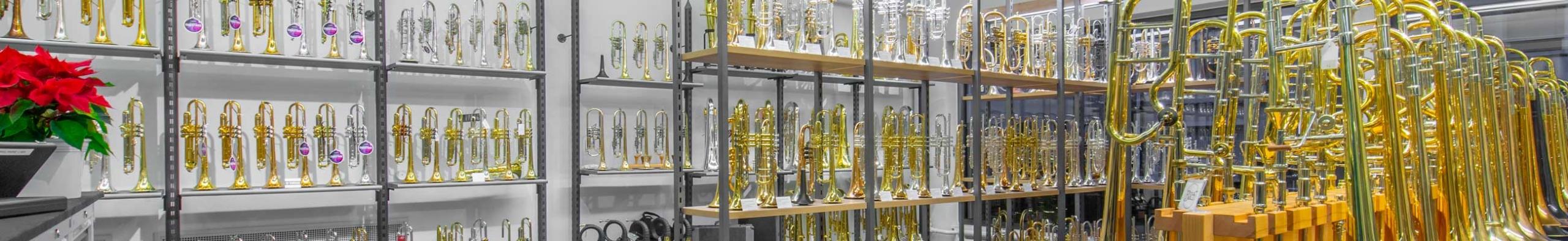 Musikinstrumente größte Auswahl