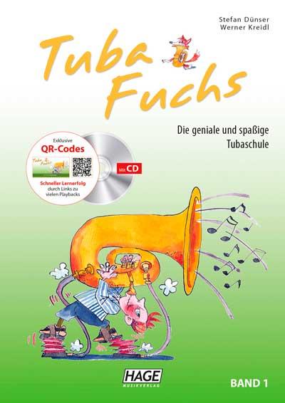 Tubafuchs, die geniale Tubaschule für B und F-Tuben