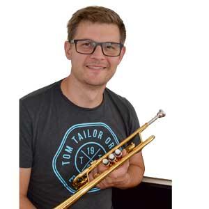 Sebastian Zech 1. Solotrompeter Stuttgarter Philharmoniker