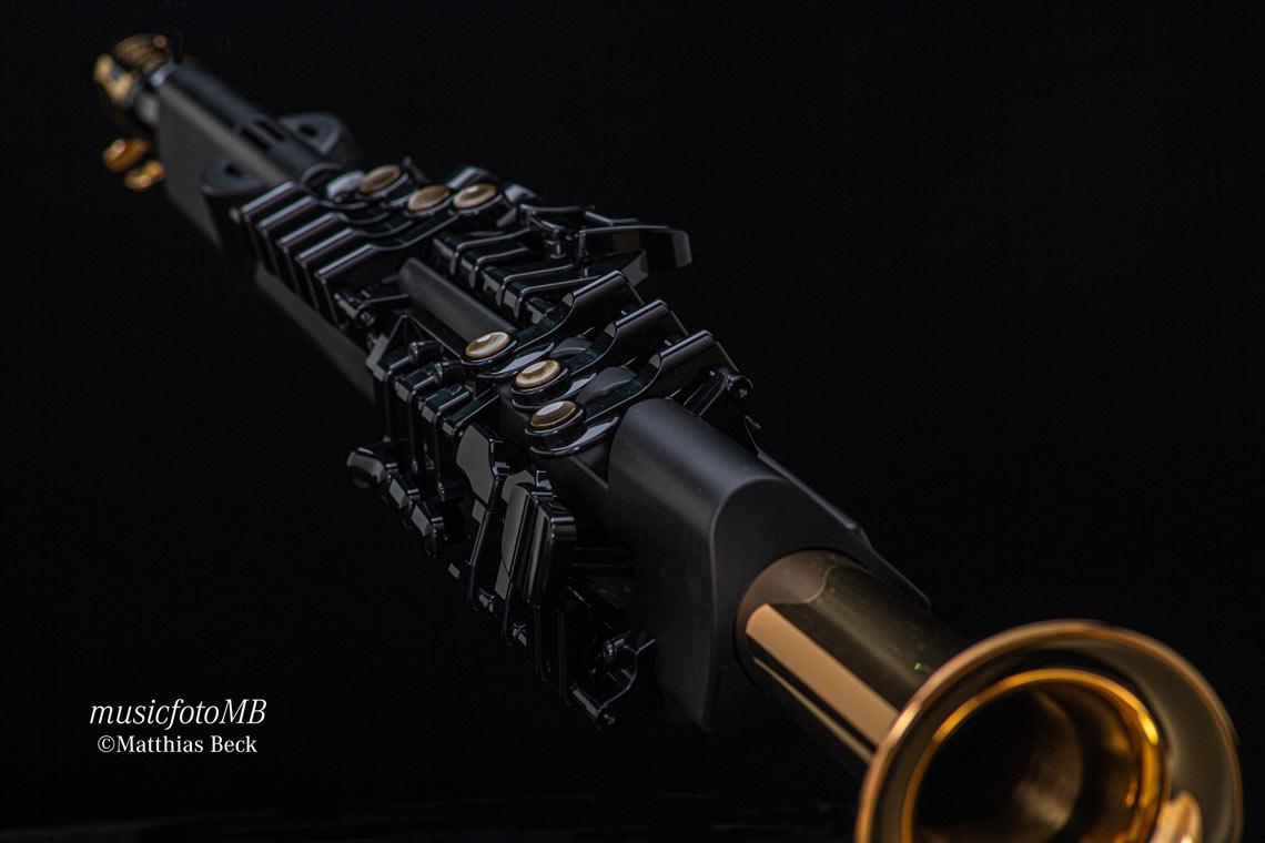 YDS-150 Yamaha Digi-Sax