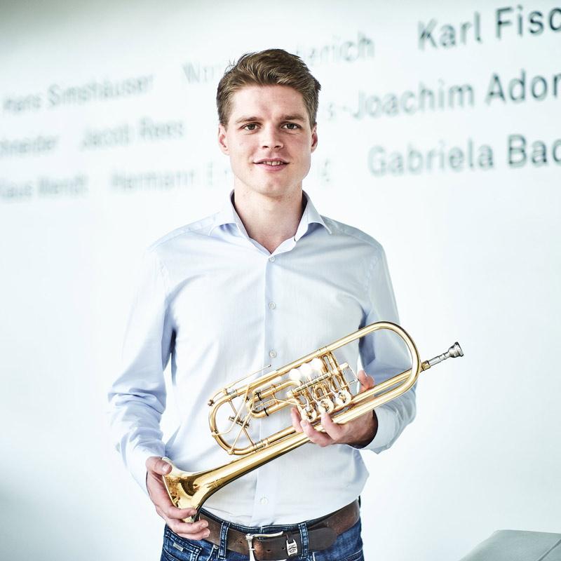 Alexander Schuhwerk | 1. Solotrompeter Nationaltheater Orchester Mannheim